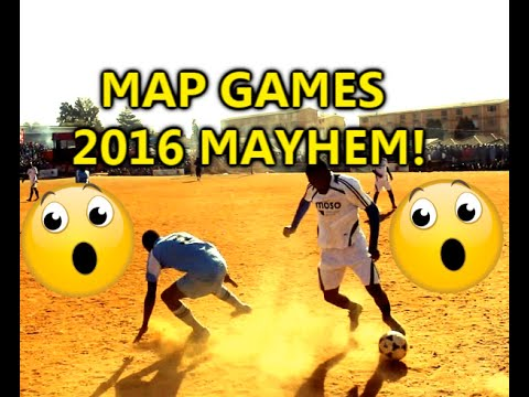 Maimane Alfred Phiri Games 2016 MAYHEM - QF and SF (1st Leg) SKILLS