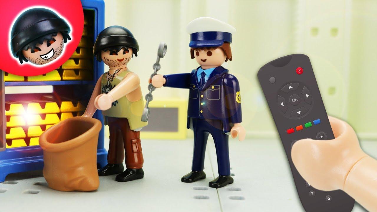 Playmobil Polizei Film Youtube