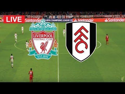 Fulham vs Liverpool | EPL Live stream EN VIVO Live Stats ...