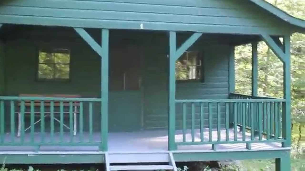 Friends Of Allegany State Park McIntosh Cabin Renovations