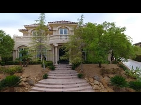 House for Sale Henderson NV: Million Dollar Listing - 7 Ayden Dr.