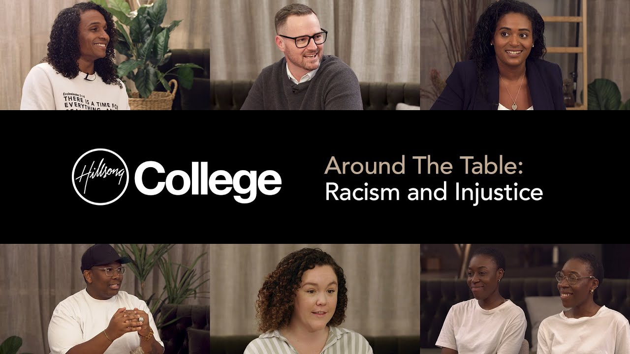 Around the Table Conversation - Hillsong College