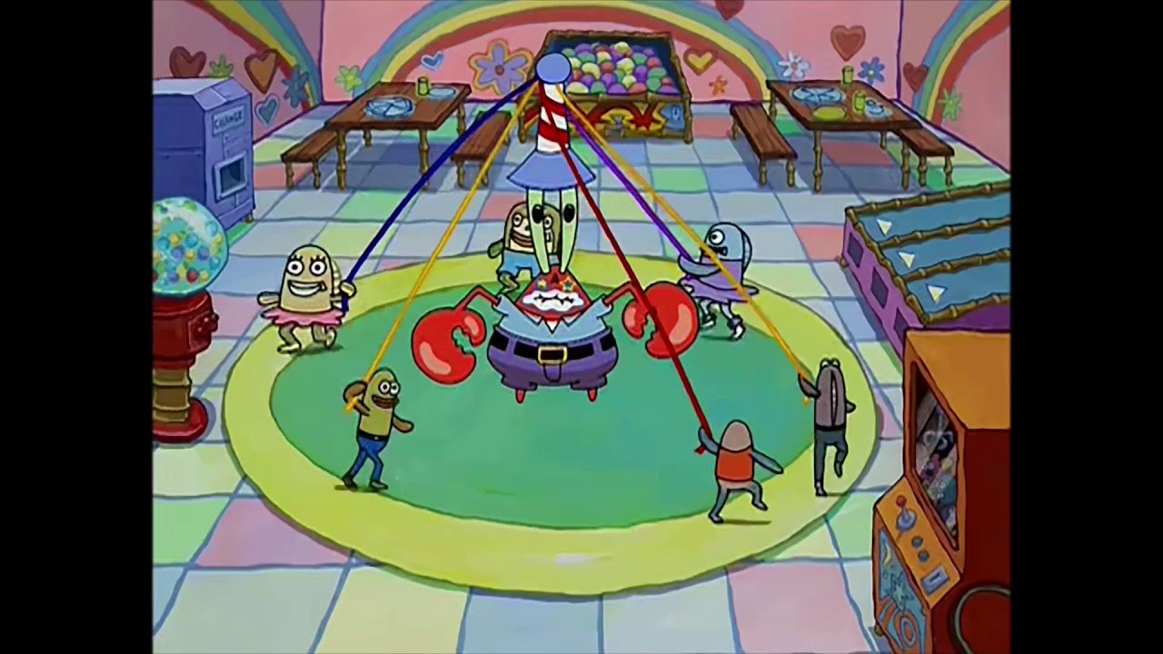 Kids Chanting Can You Feel It Mr  Krabs for 10 Hours