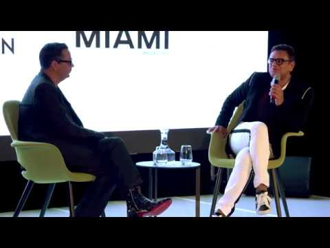 The Art of Storytelling with Naeem Khan and James Aguiar