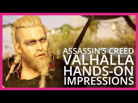 Assassin's Creed Valhalla New Gameplay   Answering your questions
