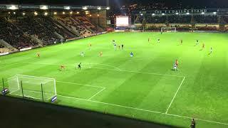 Bradford City Vs Oldham Athletic EFL League 1 2017/18