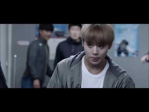 Park Ji Hoon Fighting Scene in Beautiful MV