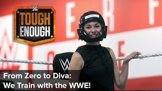 Training with the WWE: Are We Tough Enough?