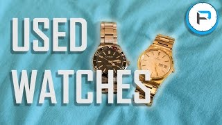 How to Buy a Used Luxury Watch - Avoid my BIGGEST Mistake