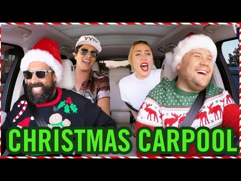 'Santa Claus Is Comin' To Town' Carpool...