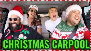 'Santa Claus Is Comin' To Town' Carpool Karaoke Free HD Video