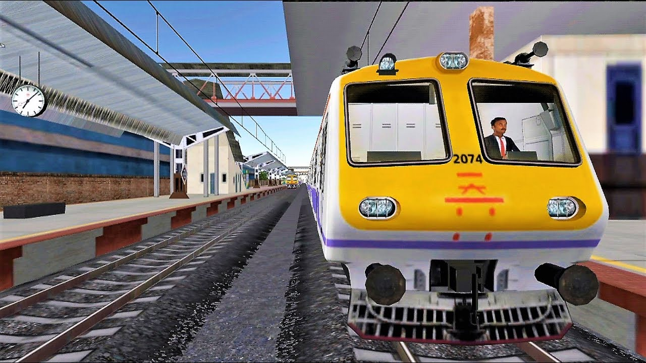 Train Simulator|🚆🚇 Train Racing Games 3D ✓android games 2017 Indian  Railways Trains for kids