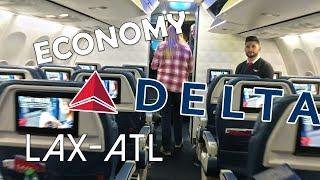 FlyWithMe! | FLIGHT REPORT | Los Angeles to Atlanta | Delta ECONOMY 737-900ER