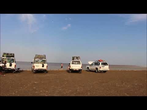 myGuzo Danakil Depression - Lake Asale