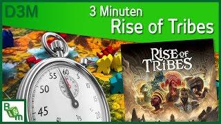 Rise of Tribes - Dennis 3 Minuten (D3M)