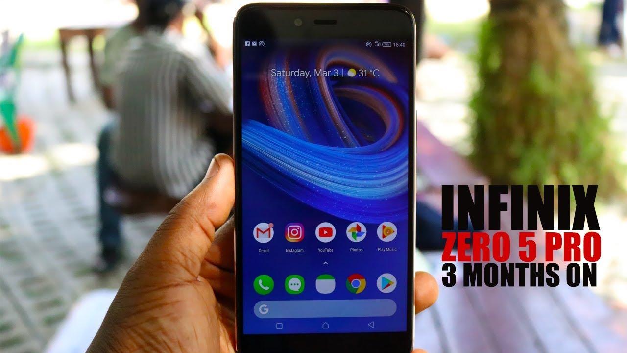 Infinix Zero 5 Pro - 3 Months Later
