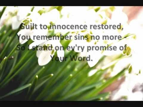 Every Promise of Your Word - Keith and Kristyn Getty (With Lyrics)