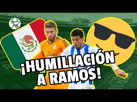 ¡Lo evidenció por completo! | Carlos Vela humilló a Sergio Ramos en España