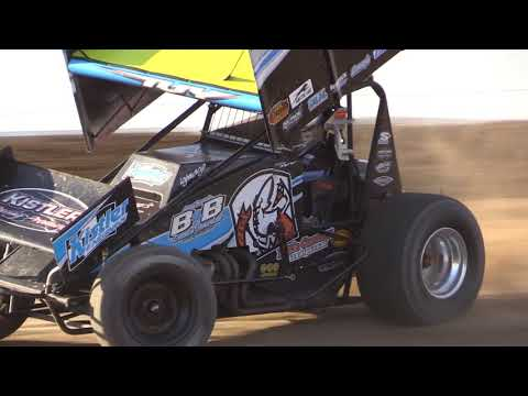 5.25.18 Kelsey Ivy Qualifying at Attica Raceway Park