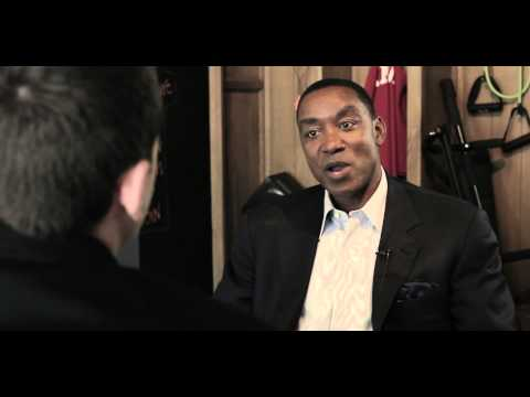Derek Spallone Exclusive One-On-One Interview With NBA Legend Isiah Thomas