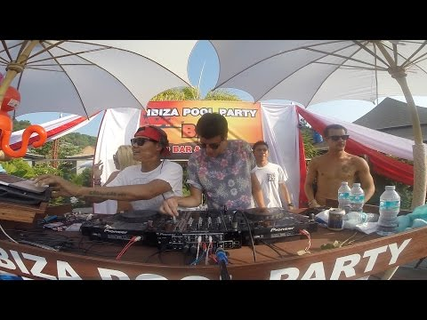 Jackal B2B Shane Shine @ I Ibiza Pool Party Koh Phi Phi