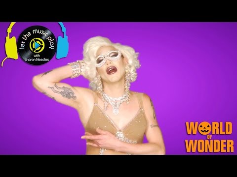 Sharon Needles' Let The Music Play