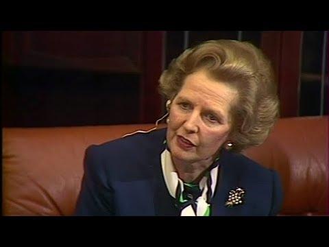 Интервью Маргарет Тэтчер Советскому телевидению, 1987 г. (новый полный перевод)
