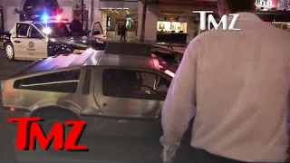 GORGEOUS Model Busted for DUI -- The Sexy Footage   TMZ