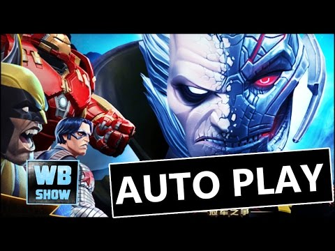 AUTO PLAY! Gameplay Part #2 | Marvel: Contest of Champions