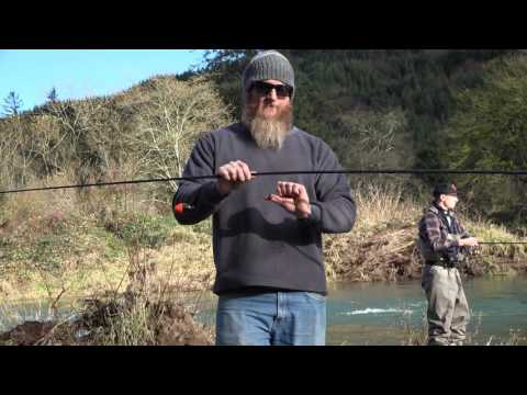 Steelhead Bobber-Dogging Tech Tip w/ Grant Rilette | Dave's Tangle Free