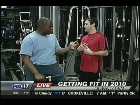 Takes 2 Fitness on Nashville Fox 17 News