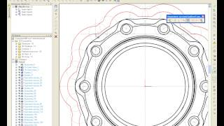 T-FLEX ЧПУ 3D фрезерование корпуса 1