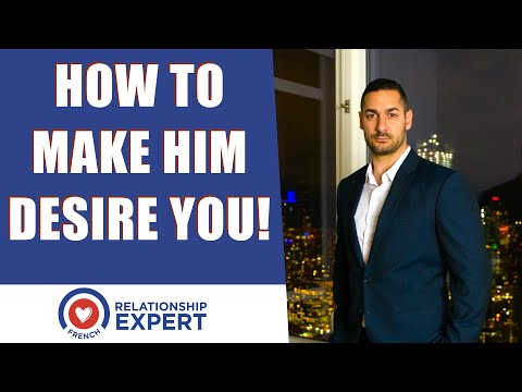 How To Make Him Desire You | What Keeps Him HOOKED!