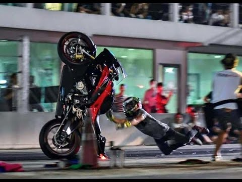 Best Motorcycle Win Amp Fail Ever Motorbike Stunt Fails