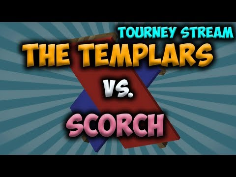 CTF Tournament 2018 Final | The Templars vs. Scorch
