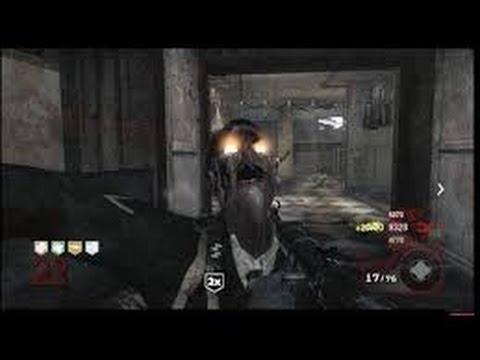 Zombies (KINO DER TOTEN) Online 4 Players Black Ops COD ...
