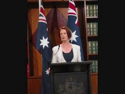 Gillard and Rudd emphasise trust