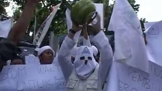 Download lagu Aksi FPI Fron Pembela Islam saat Berdemo di Medan