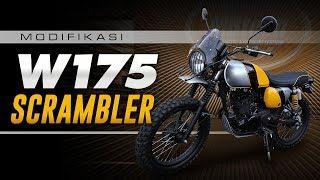 W175 Scrambler