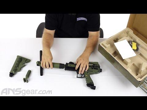 Tippmann Cronus Paintball Gun - Tactical Edition - Review