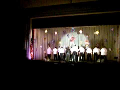 Mary Hughes Middle school finale 2009
