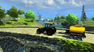 FARMING Simulator 2013 Bande Annonce de Lancement