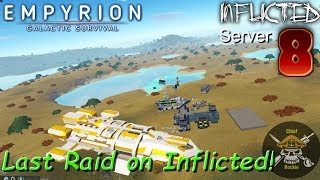 """""""Last Raid on Inflicted"""" Empyrion Galactic Survival; Multiplayer: S4 E12"""