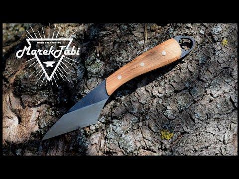 Kiridashi Knife - Knife Making