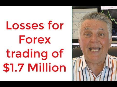 How I lost $1.7 million last year trading the Forex market.