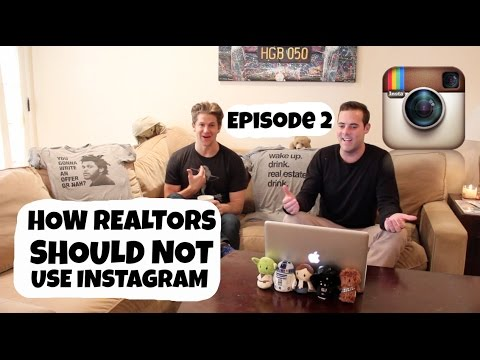 How Realtors Should NOT Use Instagram (Closing Time with The Broke Agent Ep. 2)