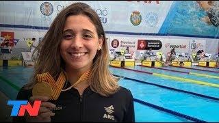 Delfina Pignatiello, la promesa del deporte argentino a punto de bajarse de los JJOO