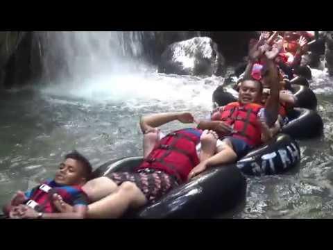 Santirah River Tubing Objek Wisata Alam Pangandaran | KreatorVideo.com