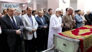 بالفيديو : تشييع جثمان النائبة أميرة رفعت في جنازة شعبية مهيبة بالمنوفية