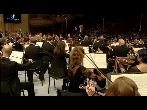 Symphony No.5 Mahler - London Symphony Orchestra - Ion Marin (encore Elgar Salut d'amour)